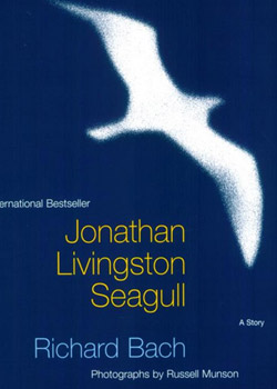 an analysis of the book jonathan livingston seagull by richard bach The review of this book prepared by vincent p littmann ii some dance to a beat of a different drummer jonathan livingston seagull flies through the air far above the rest of his flock this fine seagull knows there is more about himself, and more to life, than what the rest of the flock sees and at every opportunity, he seeks.